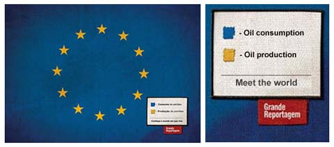 europeunion smal2 - Drapeaux du monde... second regards
