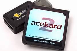 ak2 card32 - AceKard 2 maintenant disponible et en stock!