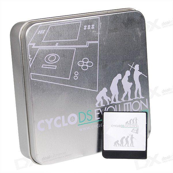 sku 14184 12 - CycloDS Evolution sur DealExtreme!