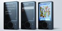 zune 120go jeux 200x100 - Microsoft Zune 3G 120Go et la mise-à-jour 3.0 [Évaluation]