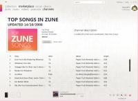zune channels 02 200x147 - Microsoft Zune 3G 120Go et la mise-à-jour 3.0 [Évaluation]