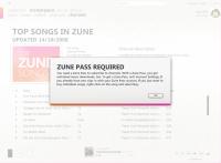 zune channels 03 200x147 - Microsoft Zune 3G 120Go et la mise-à-jour 3.0 [Évaluation]