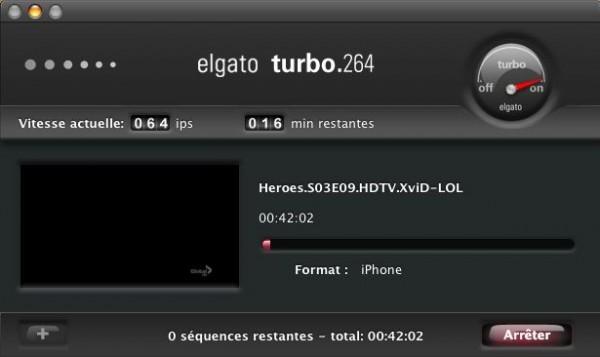 elgato turbo264 series 600x357 - Elgato turbo.264 :: Encodeur H.264 matériel [Évaluation]