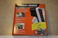 Détecteur de fuites caloriques Black & Decker [Test] bancs dessai  test perte de chaleur fuite évaluation détecteur calorique black and decker