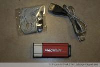 Patriot Magnum 64Go, clé USB de grande capacité [Test] bancs dessai  test patriot magnum évaluation clé usb 64go