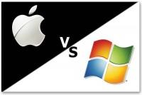 apple vs microsoft 200x133 - Une autre balle dans le dos de Microsoft par Apple?