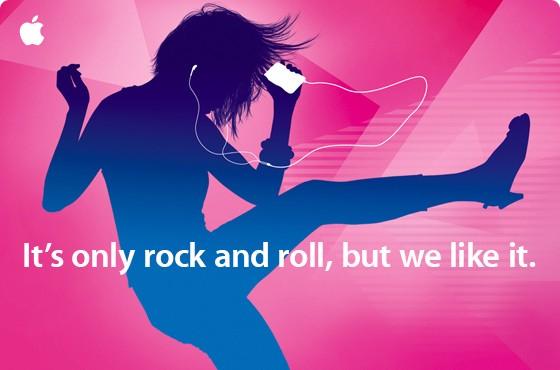 apple 9 septembre 2009 rock n roll2 - Évènement Apple le 9 septembre, quoi de neuf?