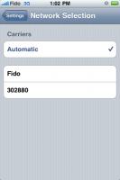 iphone 3g reseaux avec 3g 133x200 - iPhone 2G, pas sur le réseau de Bell et Telus! Explications.