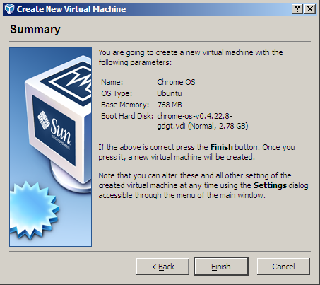 virtual box chrome os 00082 - Installer Google Chrome OS avec VirtualBox [Tutoriel]