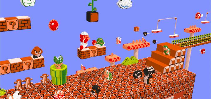 Nintendo 3DS :: Technologie 3D portable!