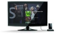 zune hd maketplace sur televiseur 200x113 - Logiciel Zune 4.5 :: Nouveautés pas pour tout le monde