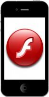 iphone 4 avec flash 102x200 - Installer Flash sur votre iPhone 3GS et iPhone 4 [Tutoriel]