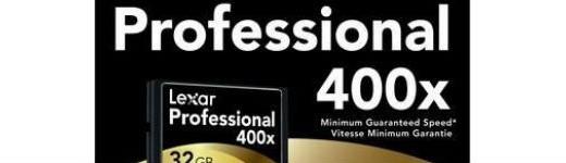 lexar pro compact flash 400x 520x150 - Carte CompactFlash Lexar Professional 400x [Test]