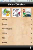 cartesvirtuelles4 133x200 - Envoyez vos cartes de vœux avec l'application Cartes Virtuelles