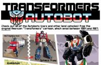 transformers autobots intro 200x130 - Les véhicules des Transformers, la série originale!
