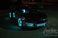 wcc tron night 011 200x132 - Une Audi R8 à la TRON:Legacy!