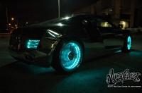 wcc tron night 014 200x132 - Une Audi R8 à la TRON:Legacy!