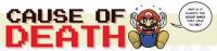 mario 200x47 - Les différentes morts de Mario [Infographique]