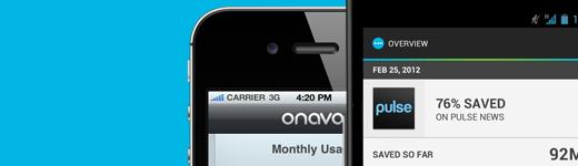 onavo 520x150 - Onavo, mise à l'essai du compresseur de données cellulaires