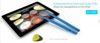 pix and stix 200x86 - Pix and Stix, accessoires indispensables pour Garage Band