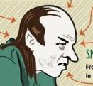 troll - La dure vie d'un troll sur Internet [Infographique]