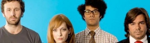 it crowd e131920d960 520x150 - Pas de 5e saison d'IT Crowd en vue [TV]
