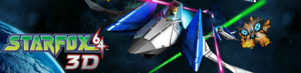 Star Fox 64 3D - Entête