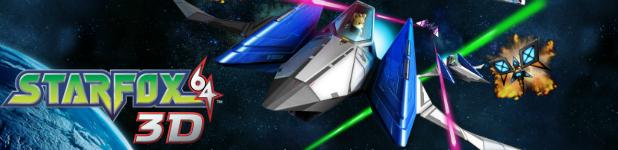 starfox64 3d  - Star Fox 64 3D [Test]