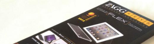 IMG 0120 imp entete 520x150 - ZAGGkeys Flex, clavier Bluetooth et support [Test]