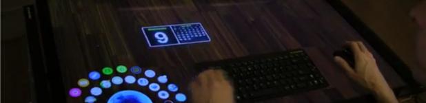 EXOdesk, le futur de l'ordinateur ou du bureau