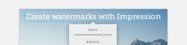 Impression 2.0 pour Mac OS X est disponible