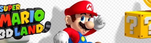 super mario 3d land 520x150 - Super Mario 3D Land, rétro et nouveau [Test]