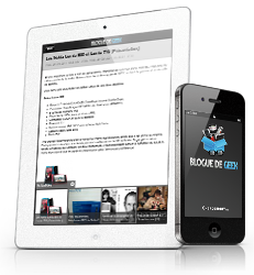 iPad2 and iPhone 4 small - Applications mobiles du Blogue de Geek
