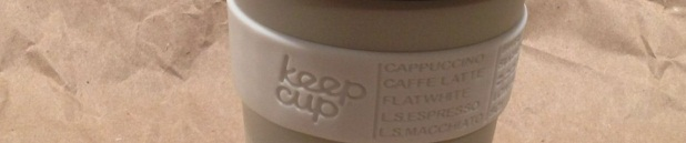 KeepCup - Entête