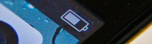 iPhone 4S pile batterie autonomie