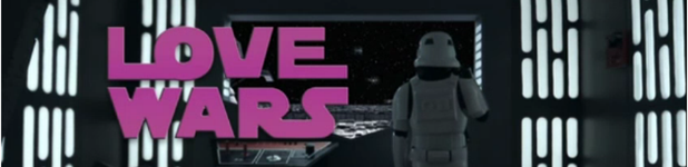 love wars - Love Wars, deux Stormtroopers en amour [Court-métrage]