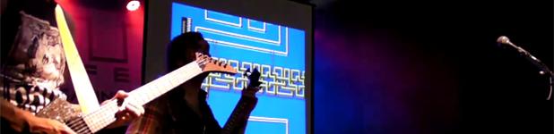Mega Man II + band de musique au lieu du son!