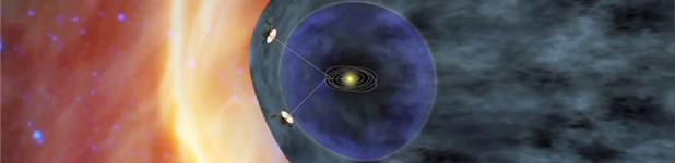 voyager - Les sondes Voyager I et II, par delà l'héliospère