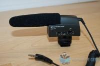 IMG 7352 WM 200x133 - Sennheiser MKE 400, micro shotgun pour dSLR [Test]