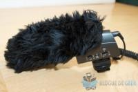 IMG 7356 WM 200x133 - Sennheiser MKE 400, micro shotgun pour dSLR [Test]