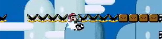 mario enete - Le hack de Super Mario World le plus difficile!