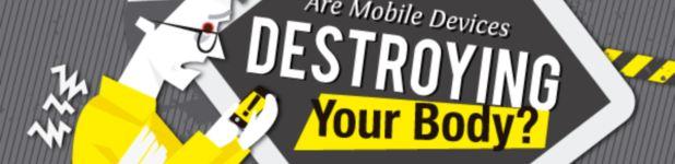 Est-ce que vos gadgets détruisent votre santé? [Infographique]