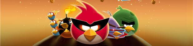 Angry Birds Space sort aujourd'hui!