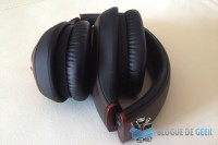 Klipsch M40, casque à réduction de bruit actif [Test] a la une bancs dessai  test mode m40 klipsch évaluation en vedette casque découte