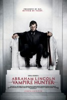Abraham Lincoln Chasseur de Vampires 134x200 - Abraham Lincoln, Chasseur de Vampires : Quelle histoire  !