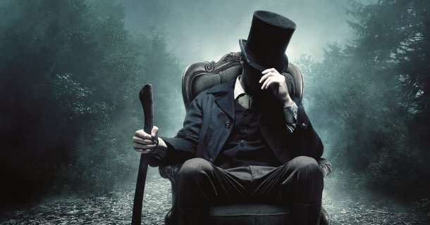 Banniere bande annonce Abrahamn Lincoln Chasseur de vampires - Abraham Lincoln, Chasseur de Vampires : Quelle histoire  !