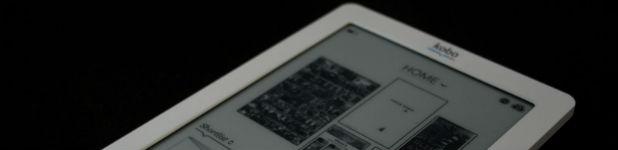 entete - Kobo eReader Touch [Test]