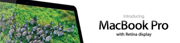 mbp - Résumé des annonces d'Apple au WWDC 2012