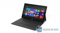Microsoft Surface [Résumé] actualites