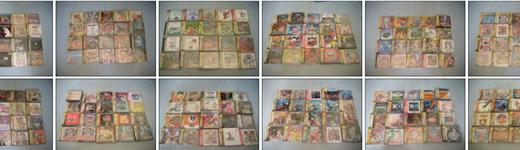 collection 520x150 - Du Famicom au Gamecube, tous les jeux avec boites et instructions!